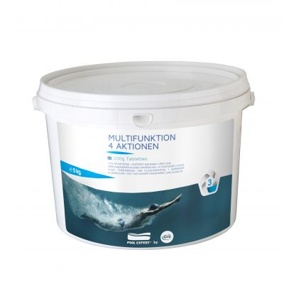 GRE Pool Multifunktion 4 in 1 Aktionen. 20g Tabletten, 5kg
