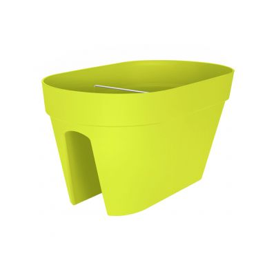 Elho Pflanzgef�� Loft Urban Flower Bridge 50 lime gr�n