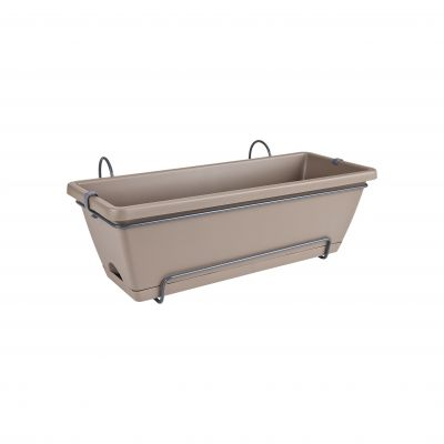 Elho Barcelona trough all-in-1 50 taupe