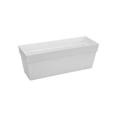Elho Balkonkasten loft urban trough 50 weiss