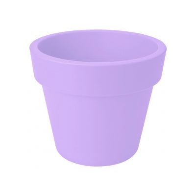 Elho green basics top planter 23 soft lavendel