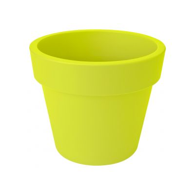 Elho green basics top planter 30 lime grün