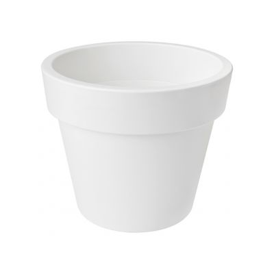 Elho green basics top planter 40 weiss