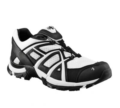Haix Black Eagle Adventure 30 Mono Low Gr.8 schw./wei�