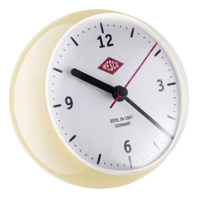 Wesco Mini Clock mandel