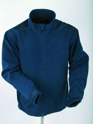 Meindl Fleece-Jacke navy L