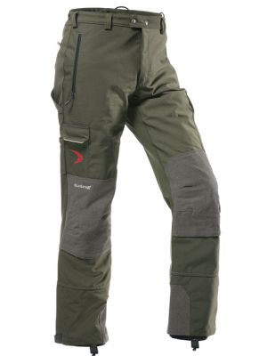 Pfanner Gladiator Outdoorhose oliv S normal