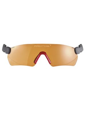 Protos Integral Schutzbrille Orange