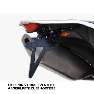 Cypacc Kennzeichenhalter verstellbar KTM 690 SMC Enduro