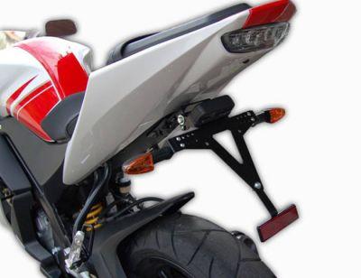 Cypacc Kennzeichenhalter verstellbar Yamaha YZF R125