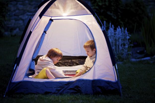 Draußen Schlafen Ohne Zelt Tipps : Zelten im garten mit diesen ideen und tipps klappt´s